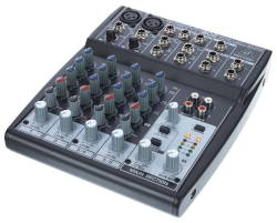 Behringer Xenyx 802 8 Kanal Home Stüdyo Mikseri - Thumbnail