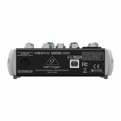 Behringer - Behringer Xenyx Q502USB 5 Kanal Deck Mikser