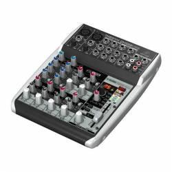 Behringer - Behringer Xenyx QX1002USB 10 Kanal Deck Mikser