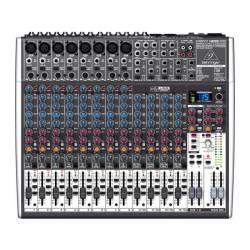 Behringer - Behringer Xenyx X2222USB 22 Kanallı USB Deck Mikser