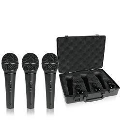 Behringer - Behringer XM1800S Vokal ve Enstrüman 3'lü Mikrofon