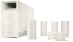 Bose - Bose Acoustimass 10 V Ev sineması Hoparlör Sistemi Beyaz