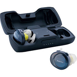 Bose SoundSport Free Kablosuz Kulaklık Citron - Thumbnail