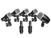 Cad Audio - CAD AUDIO STAGE7 - 7 Parça Davul Mikrofon Paketi