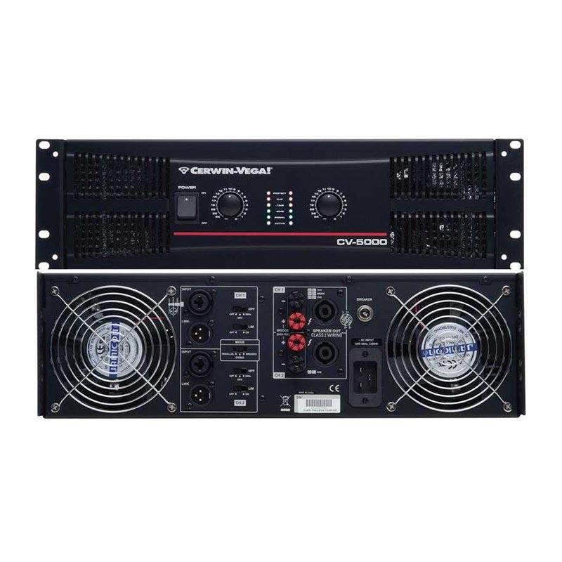 Cerwin Vega CV-5000 5000 Watt Power Amfi ® En iyi Fiyatlar ...