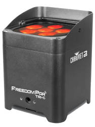 Chauvet - Chauvet Freedom Par Tri-6 6 x 3 Watt Led Boyama Işık