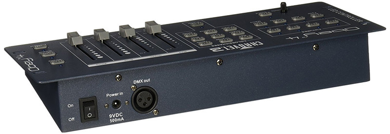 Chauvet Obey 4 16 Kanal DMX Işık Kontrol Masası