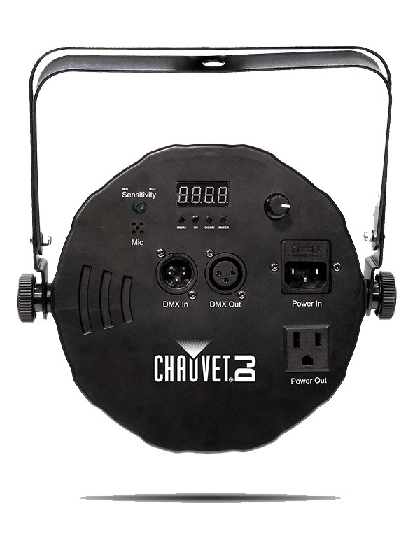 Chauvet SlimPAR 56 108 x 0.25 Watt Led Par Işık