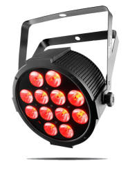 Chauvet - Chauvet SlimPAR Q12 USB 12 x 4 Watt Led Par Işık