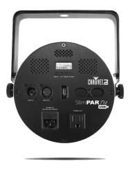 Chauvet SlimPAR T12 USB 12 x 3 Watt Led Par Işık - Thumbnail