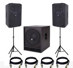 InfoMusic Ses Paketleri - Club, Canlı Müzik, Düğün ve Lounge Bar Paketi