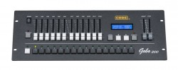 CODE - CODE GOBO 200 192 DMX Kanal Işık Mixeri