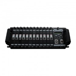 Costume Light - Costume Light D1220 12 Kanal DMX Dijital Dimmer