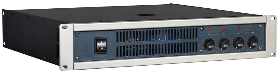 D-Sound Q4-500 Power Anfi 4x250 Watt
