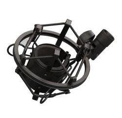 D-Sound - D-Sound SM-1 Shockmounth Siyah M-80