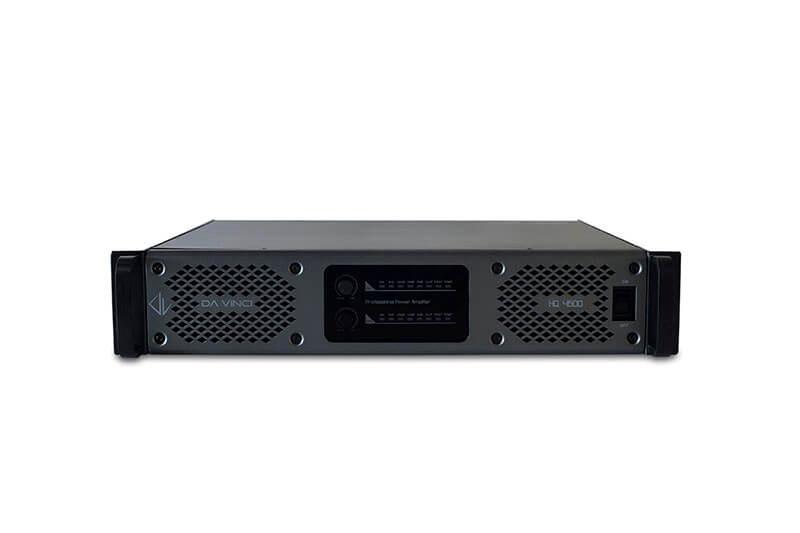 Da Vinci HQ 4600 Stereo 4600 Watt Power Amfi