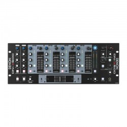 Denon DJ - Denon DN-X 500 8 Kanal Rack Tipi DJ Mikser