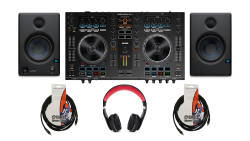 - Denon MC4000 Full Set