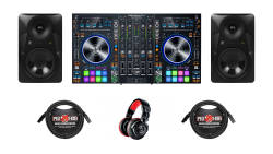 - DENON MC7000 Full Set