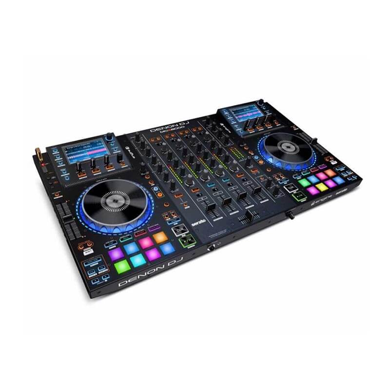 Denon MCX8000 Profesyonel DJ Setup
