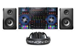 Denon DJ - Denon Pro DJ Özel Paket