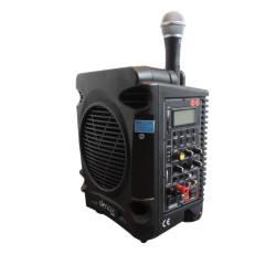 Denox - Denox DN-P1130 Taşınabilir Kablosuz Çanta Anfi Hoparlör