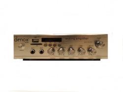 Denox - Denox DX-505S Stereo Amfi