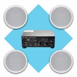InfoMusic Ses Paketleri - Denox Küçük Mağaza Ses Sistemi