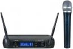 Denox - Denox MDR-210 EL Kablosuz El Mikrofonu