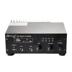 Denox - Denox PA-12/40 Trafolu 40 Watt 100 Volt Power Amfi