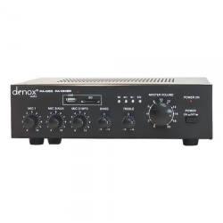 Denox - Denox PA-060 Trafolu Power Mikser Amfi