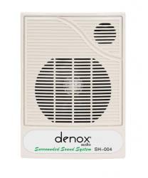Denox - Denox SH-004 2 Yollu Kabin Hoparlör