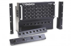 DiGiCo - DiGiCo X-D-RACK-7