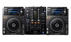 InfoMusic Dj Paketleri - Pioneer DJ XDJ 1000Mk2 + DJM 450 Setup Paketi