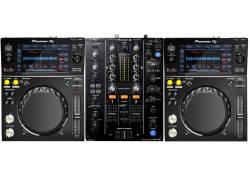 InfoMusic Dj Paketleri - Pioneer DJ XDJ 700 + DJM 450 Setup Paketi