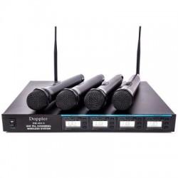 Doppler - Doppler DM-404H Telsiz Mikrofon