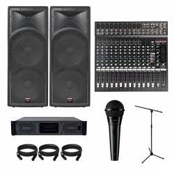 InfoMusic Ses Paketleri - Düğün Kule Paketi