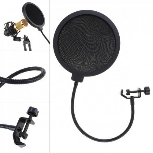 Dynamic Sound WS-06 Pop Filter