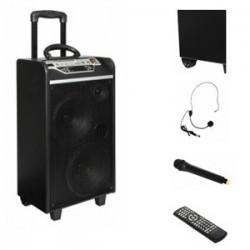 Eagletech - Eagletech SMR-1000 Taşınabilir Ses Sistemi