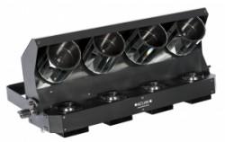 Eclips - Eclips Barrel LED 4 lü silindir aynalı efekt ışık Sese Duyarlı otomatik