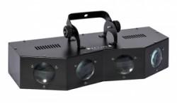 Eclips - Eclips Crossled Power Ledli 3x15 RGB Sese Duyarlı otomatik