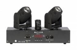 Eclips - Eclips Duo Beam W 2x10w Beyaz Led Robot Işık Sese Duyarlı otomatik