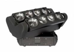 Eclips - Eclips Falcon RGBW 8x12W Robot Işık Sese Duyarlı otomatik
