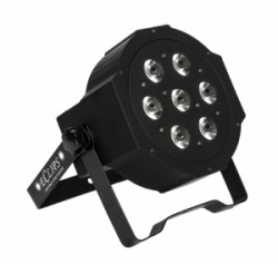 Eclips - Eclips Flat-7 RGBW 4 in 1 7 Adet Power Led