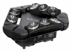 Eclips - Eclips Genesis Pro 9x10W Cree Led Robot Işık Sese Duyarlı otomatik