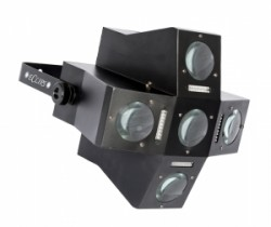 Eclips - Eclips Ibiza Ledli 5 Lens RGB Sese Duyarlı otomatik