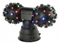 Eclips - Eclips LED Double Ball Ledli Renkli ikili Döner Top