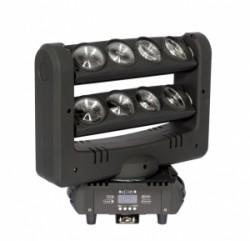 Eclips - Eclips Scorpion RGBW 8x12W Cree Led Robot Işık Sese Duyarlı otomatik