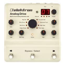 Elektron Music Machines - Elektron Analog Drive Analog Distortion Pedalı