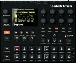 Elektron Music Machines - Elektron Music Machines Digitakt